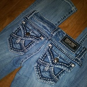 Miss Me Jeans - Miss Me | Irene Boot cut Jean size 24